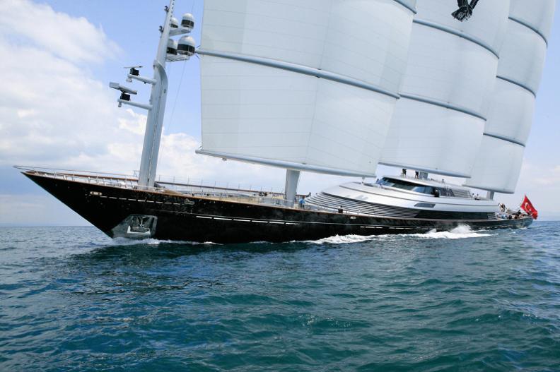 biggest boat ever Inside Paul Allens $160 Million Yacht Tatoosh