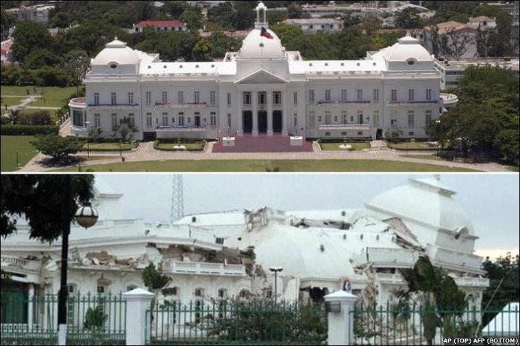 haiti before and after earthquake. earthquake-in-haiti-picture-of-destruction. Before and after pictures of the