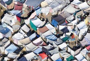haiti earthquake homeless haiti earthquake homeless