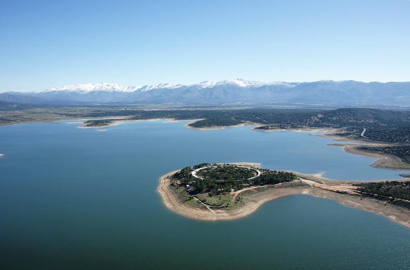 jose maria sanchez garcia sports activities centre tajo river basin caceres spain A Ring of Beauty