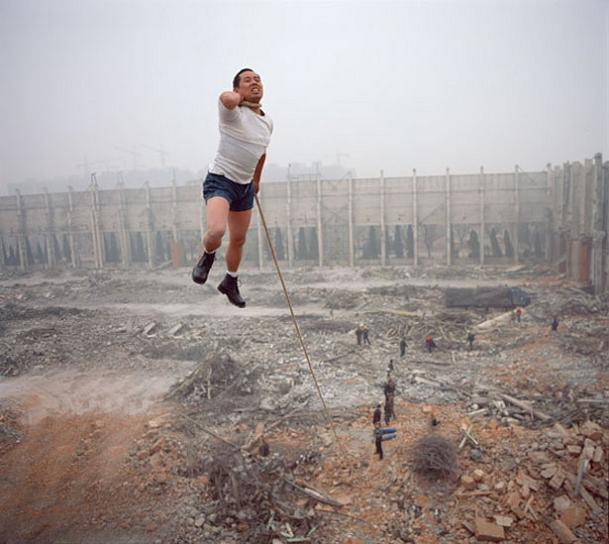 li wei reverse noose Picture of the Day   January 16, 2010