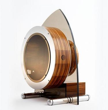 suissa enlighten wood glass pc case Stunning PC Case: Wood and Glass Beats Plastic Ass