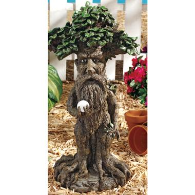 treebeard ent lord of the rings garden sculpture lawn oranament 13 Utterly Ridiculous Lawn Ornaments