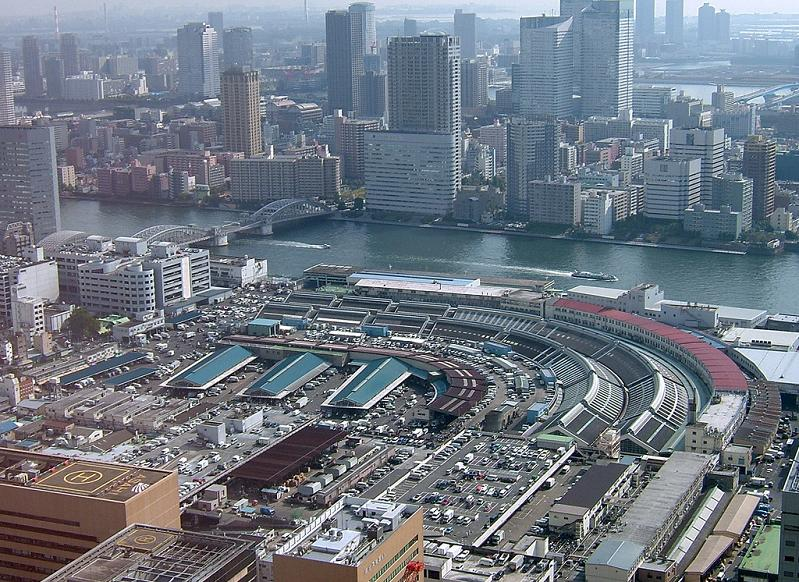The Largest Fish and Seafood Market in the World