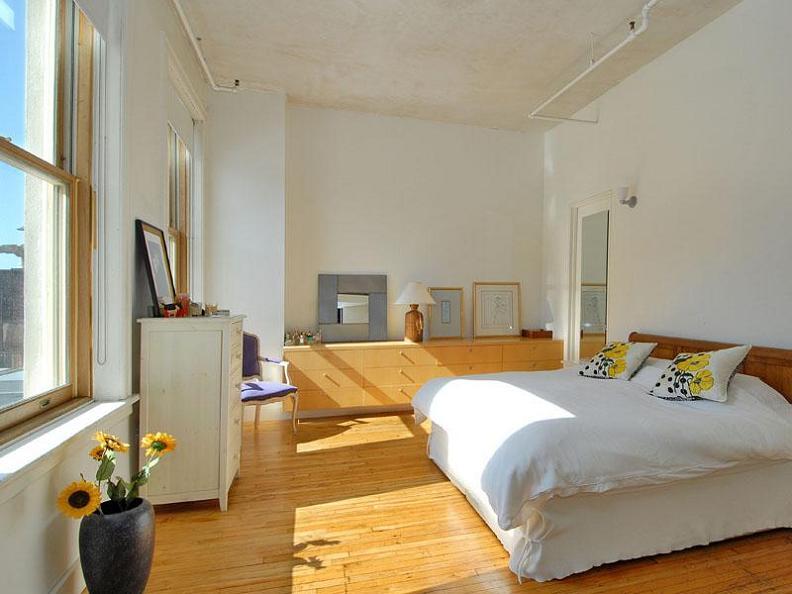 158 mercer new museum building pictures bedroom Ridiculous Open Concept Luxury Loft in SoHo