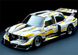 bmw art car bmw art car