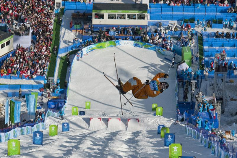 vancouver 2010 olympics moguls freestyle skiing mens Picture of the Day   February 22, 2010