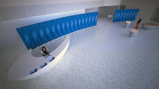 hp manifold by tronic Living Lobby Art: The HP Manilfold by Tronic