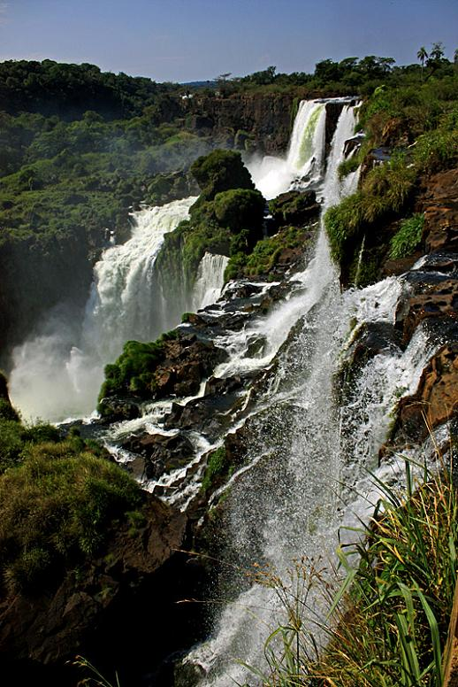 Air-Terjun-Iguazu
