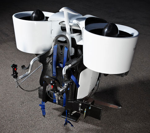 I Believe I Can Fly: The Personal Jetpack is Here!