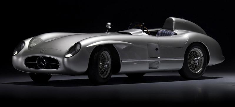The Stirling Moss SLR