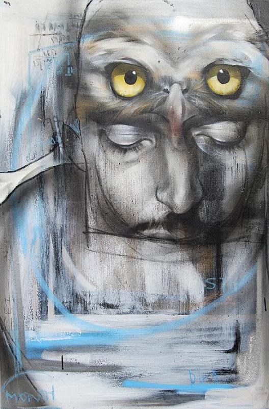 bestever on canvas art Awesome Street Art by Best Ever