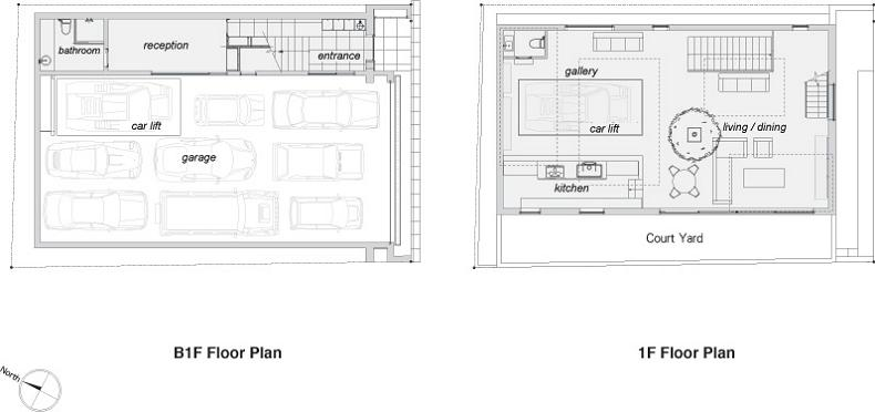 kre house floor plan Want to See a Lamborghini in a Living Room?
