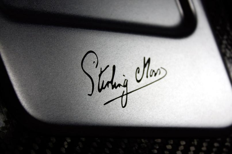 stirling moss signature