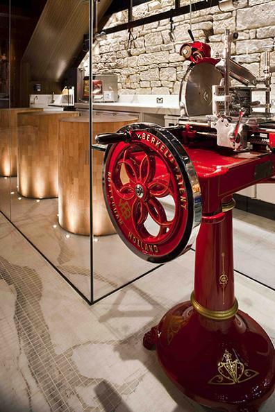 vintage floor standing berkel floor standing slicer The Coolest Butcher Shop in Australia