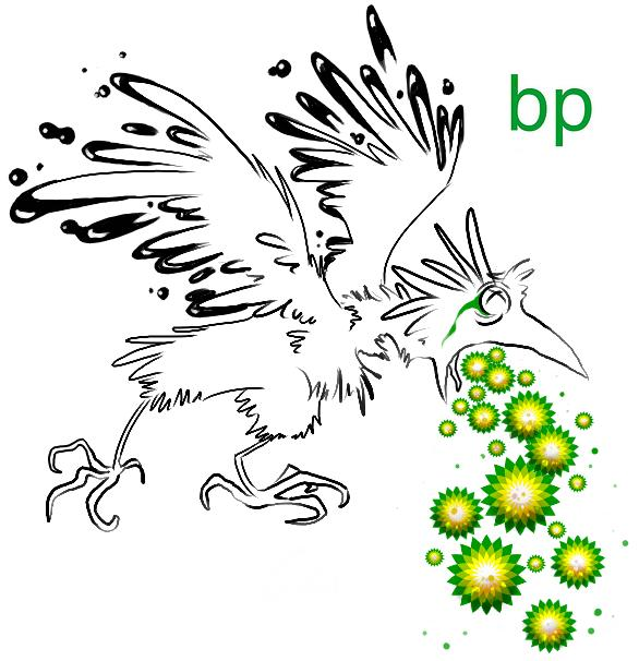 bird-throwing-up-bp-logos