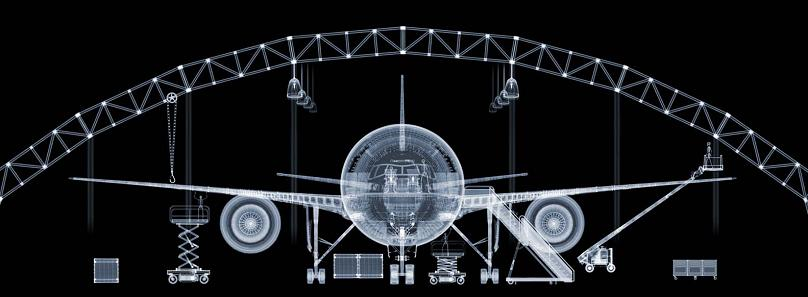 boeing 777 xray photograph The X Ray Vision of Nick Veasey