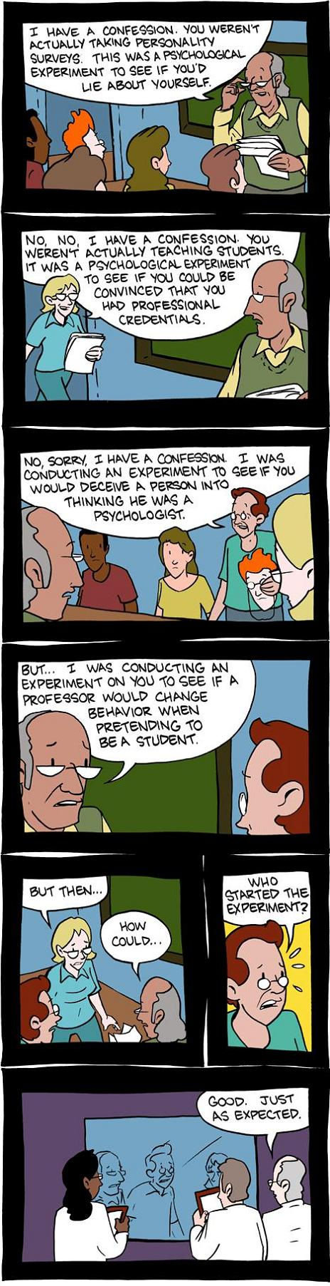 confession multiple experiments smbc I Have A Confession [Comic Strip]