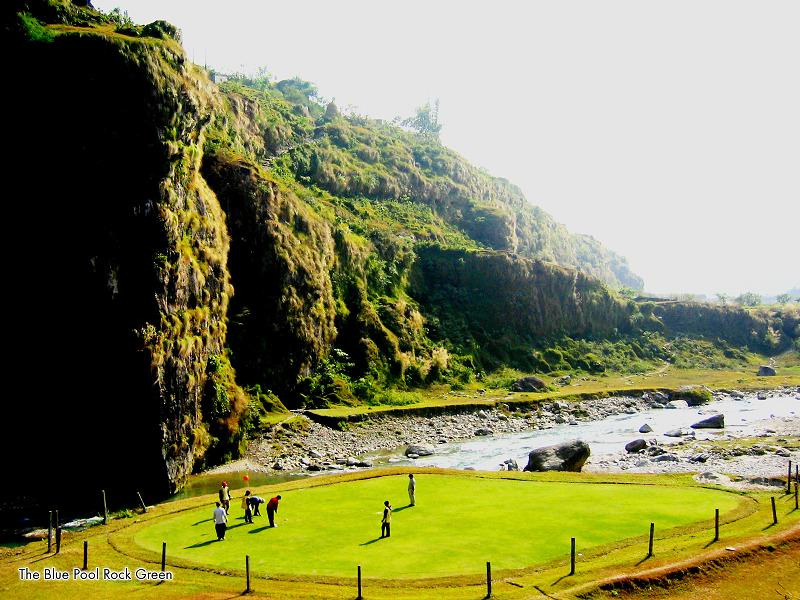 most exotic golf course ever himalayan golf course The Most Exotic Golf Course in the World