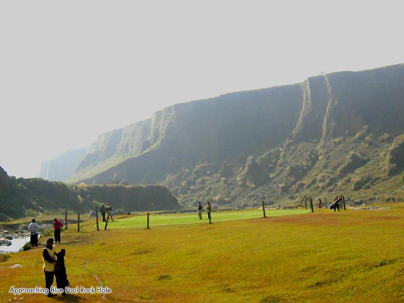 the most extreme golf course ever The Most Exotic Golf Course in the World