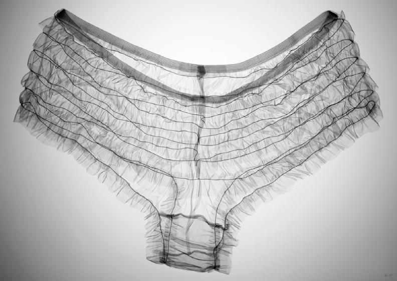 underwear x ray The X Ray Vision of Nick Veasey