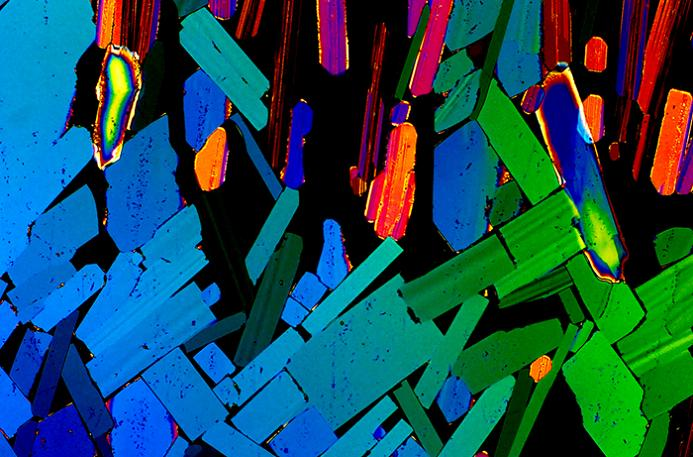 alcoholic art tequila microscopic image Alcoholic Art: Liquor Under a Microscope