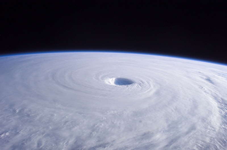 counter clockwise swirl typhoon nabi Picture of the Day   June 16, 2010