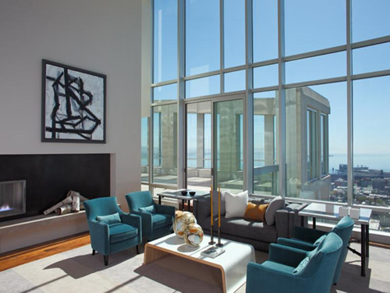 frisco penthouse The Craziest Penthouse in San Francisco