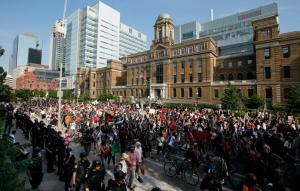 g20 summit toronto protesting g20 summit toronto protesting