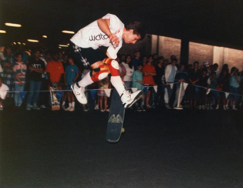 rodney mullen old school The Art and History of the Kickflip [21 pics]