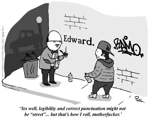 thats how i roll edward comic Thats How Edward Rolls [Comic Strips]