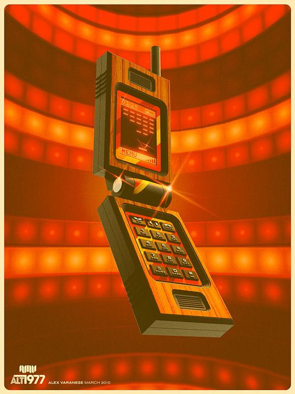 70s retro print ad inspiration Back to the Future: Retro 70s Ads for Todays Gadgets