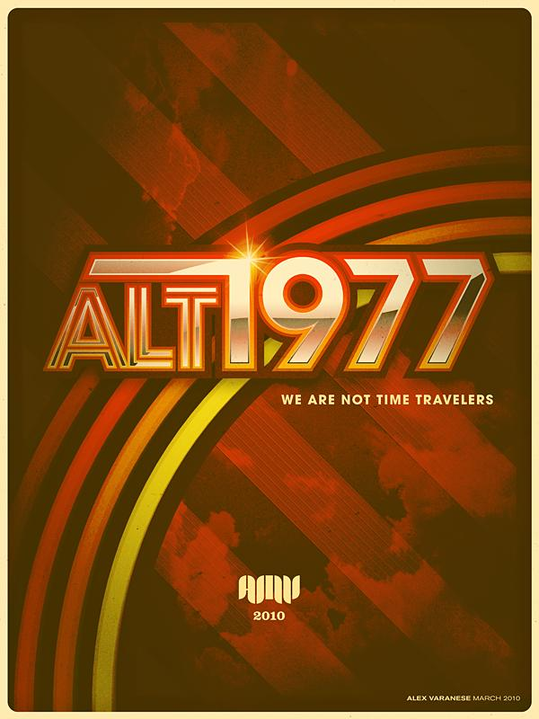 alt 1977 by alex varanese Back to the Future: Retro 70s Ads for Todays Gadgets