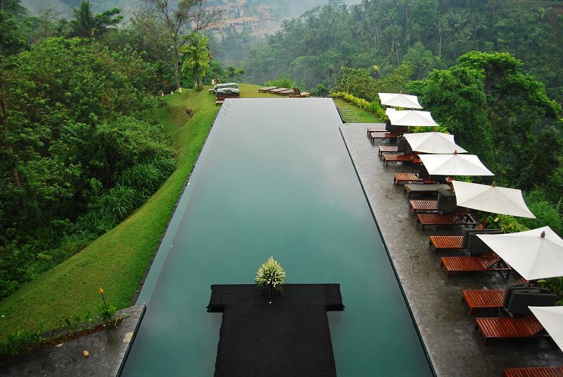 Donde viajar: fotografias de 25 piscinas del mundo que no te dejarán indiferente