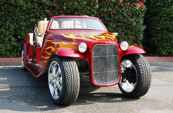 stretch roadster customized golf cart Top 10 Customized Luxury Golf Carts