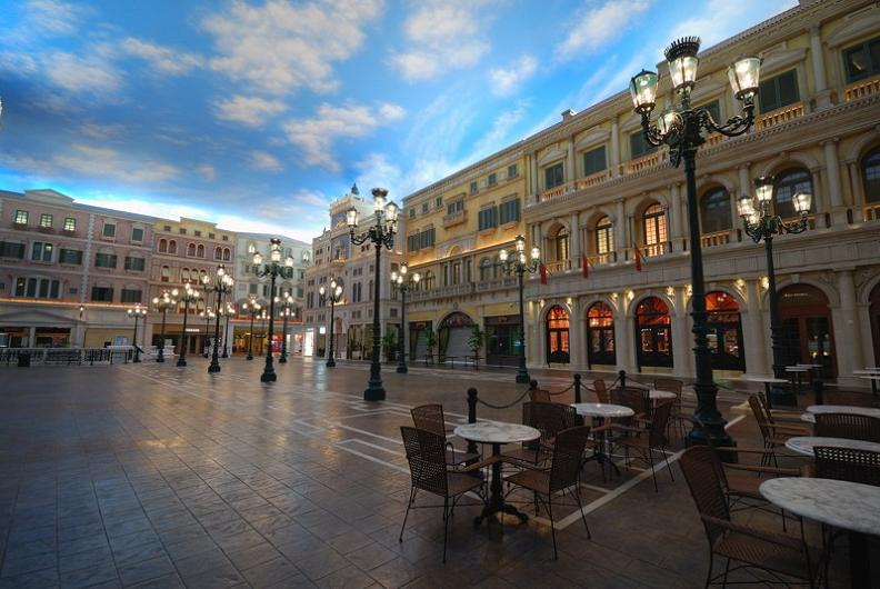 the venetian macao The Worlds Largest Casino   Venetian Macao