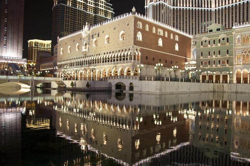 venetian macau The Worlds Largest Casino   Venetian Macao