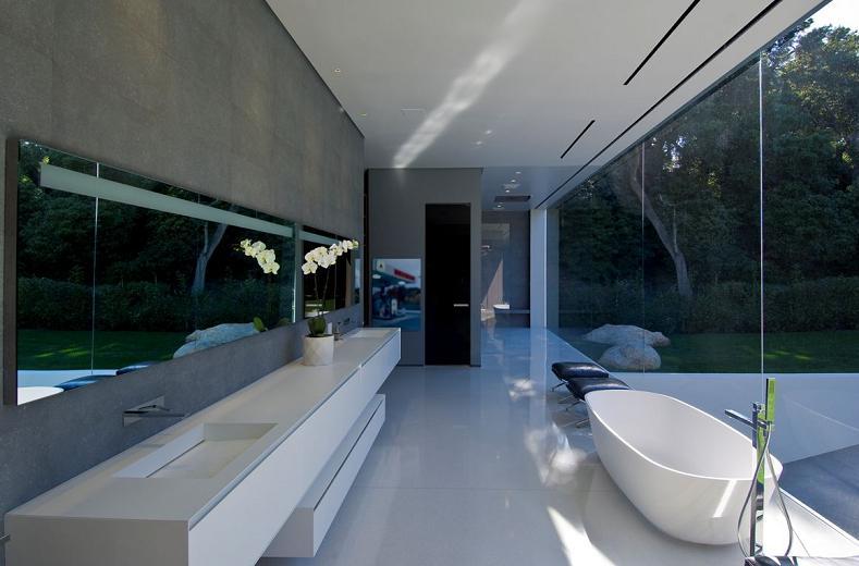 architect steve hermann Mr. Hermanns Opus: The Glass Pavilion in Montecito, California