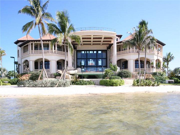 castillo caribe cayman islands The $60 Million Mansion on the Ocean: Castillo Caribe, Cayman Islands