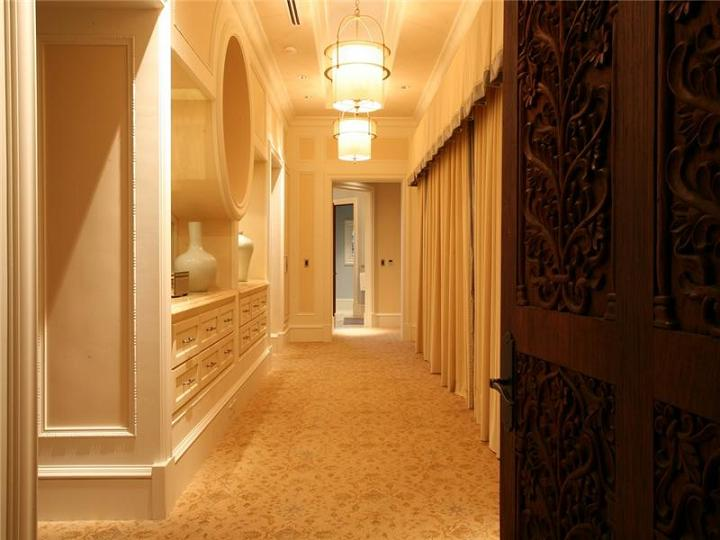 giant walk in closet The $60 Million Mansion on the Ocean: Castillo Caribe, Cayman Islands