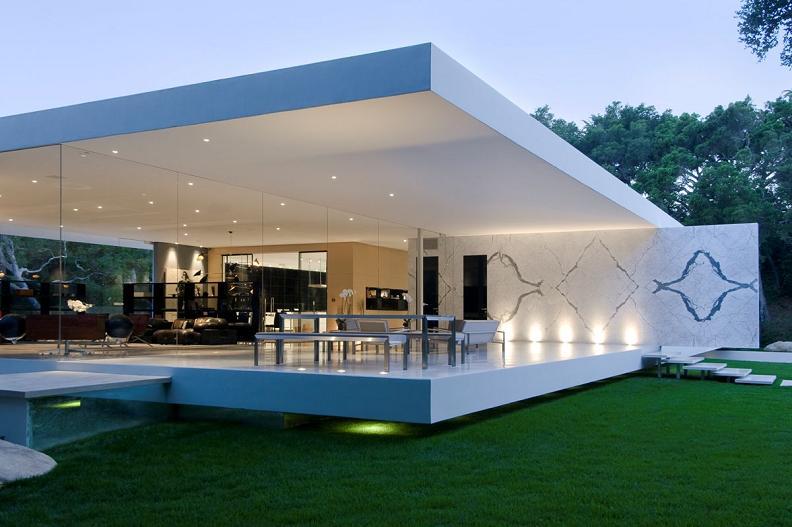 glass pavilion steve hermann Wow! $35.75m Tuscan Inspired Estate in Aspen, Colorado