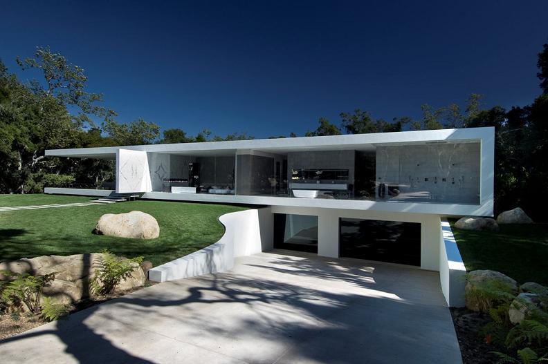 steve hermann 2010 Mr. Hermanns Opus: The Glass Pavilion in Montecito, California