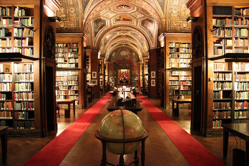 university club library new york 18 Conversation Pits Worth Talking About