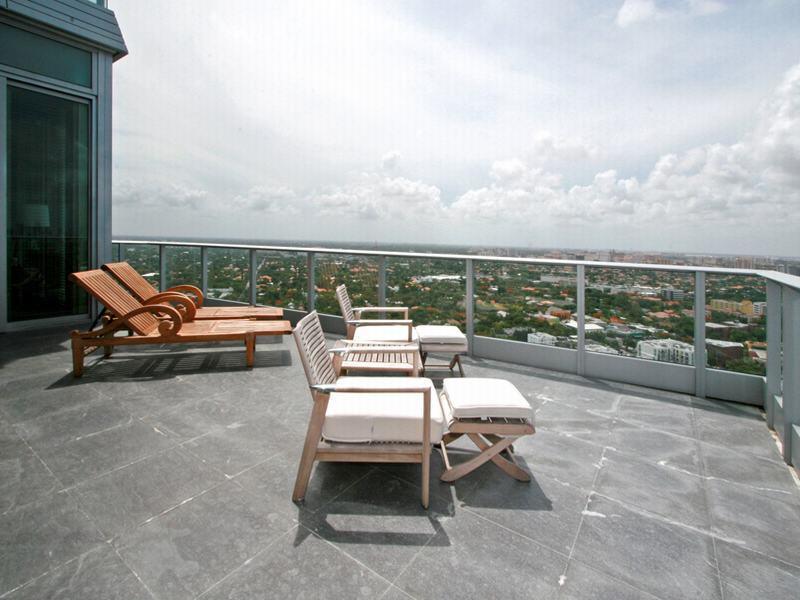 14 penthouse in miami grovenor house Grovenor House: $17 Million Penthouse in Miami [22 pics]