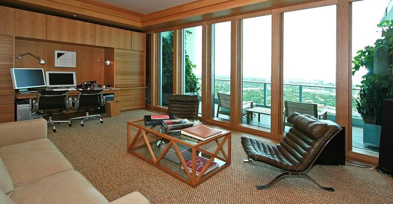 19 penthouse miami Grovenor House: $17 Million Penthouse in Miami [22 pics]