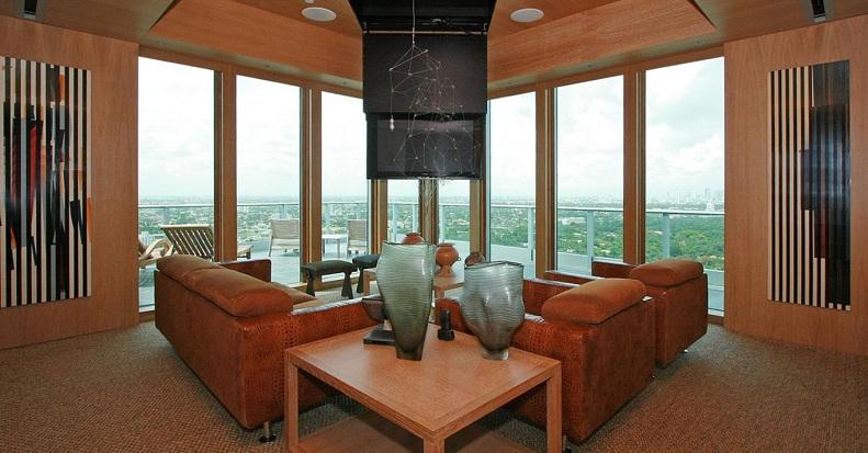 20 penthouse in miami Grovenor House: $17 Million Penthouse in Miami [22 pics]
