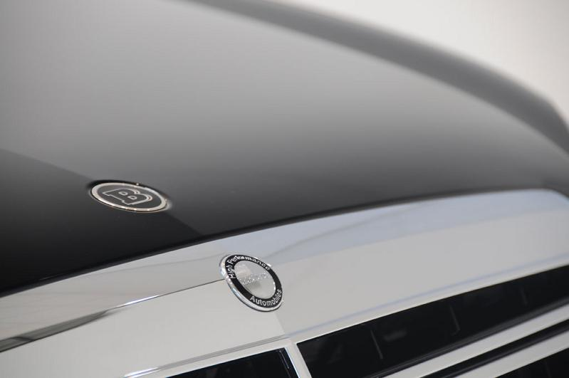 brabus emblem iCar: Mercedes S600 Apple Car by Brabus
