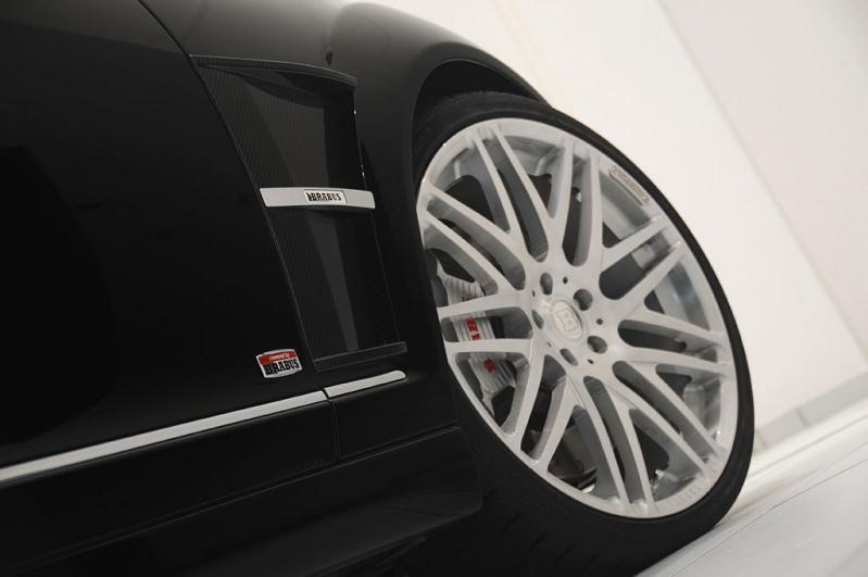 brabus ibusiness s600 iCar: Mercedes S600 Apple Car by Brabus
