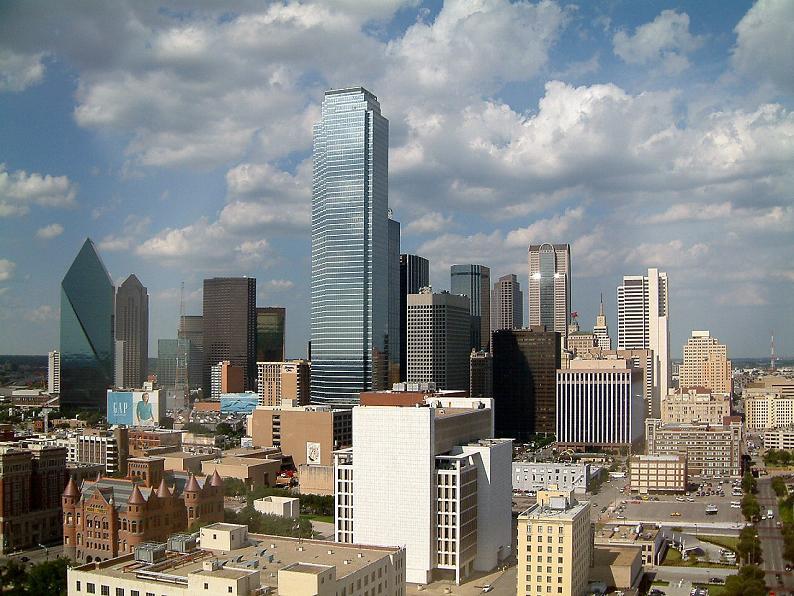 dallas texas skyline 15 Spectacular Skylines Around the World