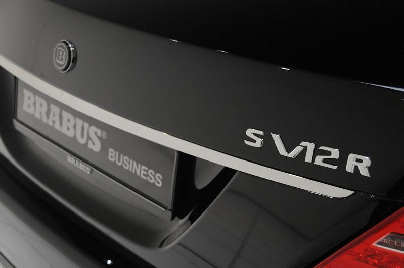mercedes brabus supercar iCar: Mercedes S600 Apple Car by Brabus